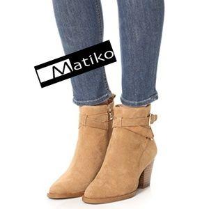 Chic Matiko Booties